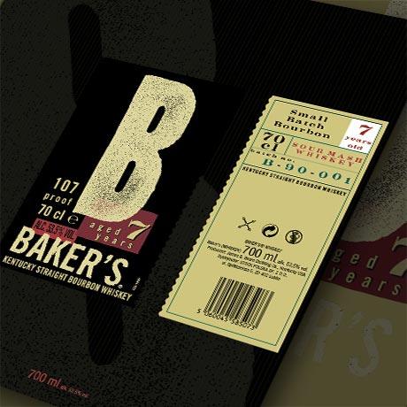 Jim Beam Beaker's gift pack swiateczny