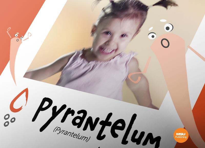 Spot sponsorski Pyrantelum Medana